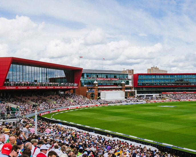 Emirates old trafford external