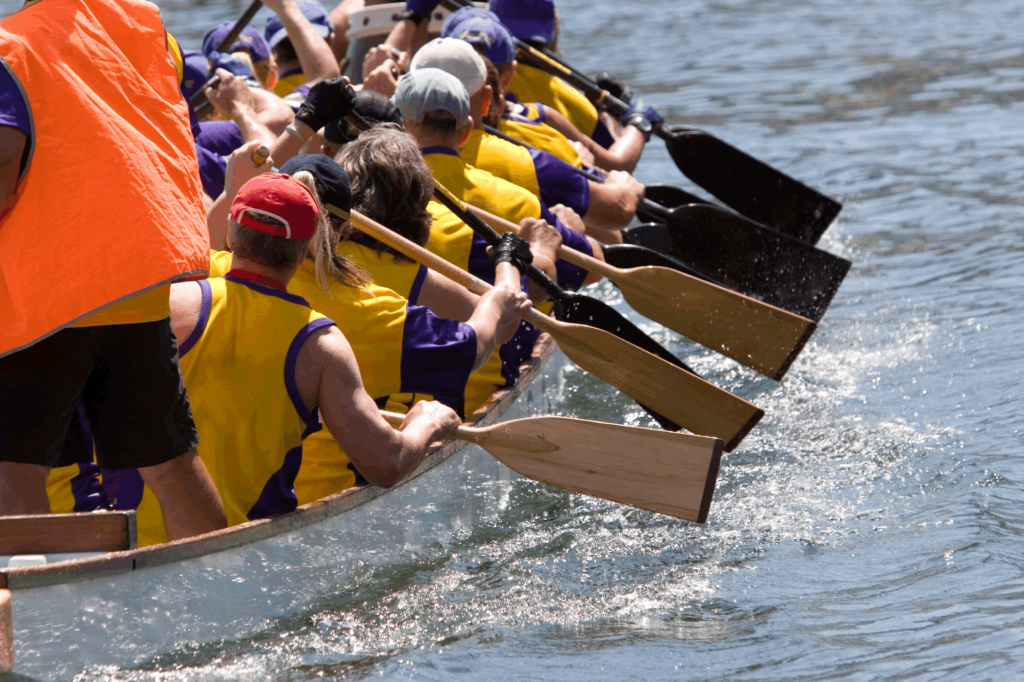 Team Building ideas in the UK