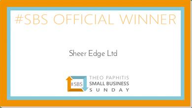 #SBS Winning Certificate