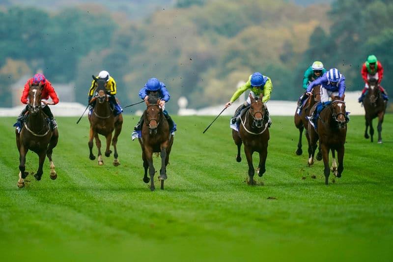 Royal Ascot race shot