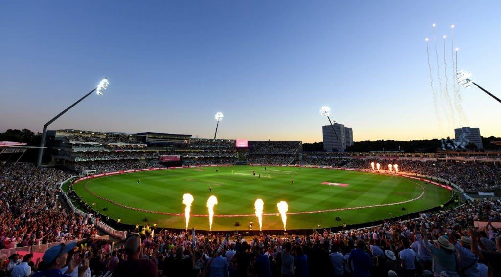 Edgbaston Stadium external