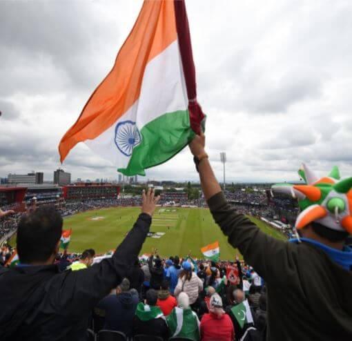 England V India fixture