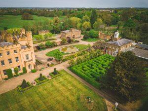 Ditton Manor gardens