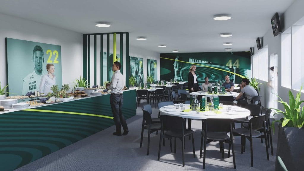 Legends Club internal ©MATCH Hospitality AG