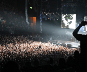Resorts world arena concert
