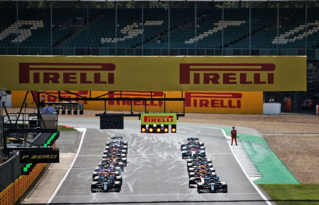 FORMULA 1 PIRELLI BRITISH GRAND PRIX 2021 - Race Circuit ©Silverstone Circuits Limited