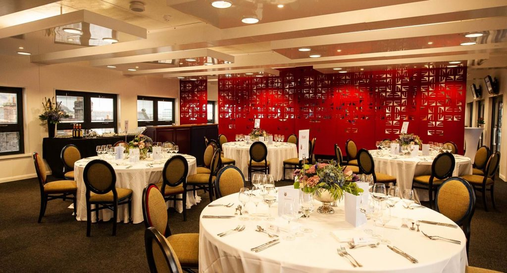 Royal Gallery Dining Package
