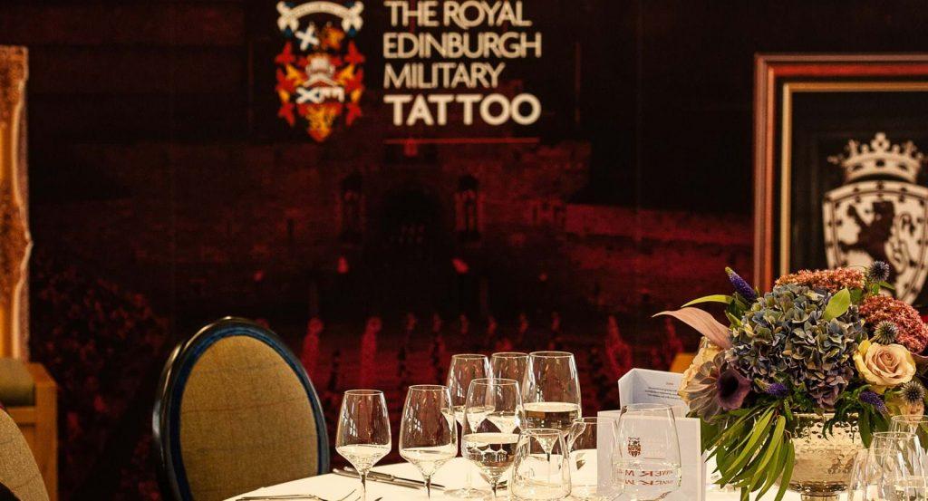 Royal Package Edinburgh Tattoo