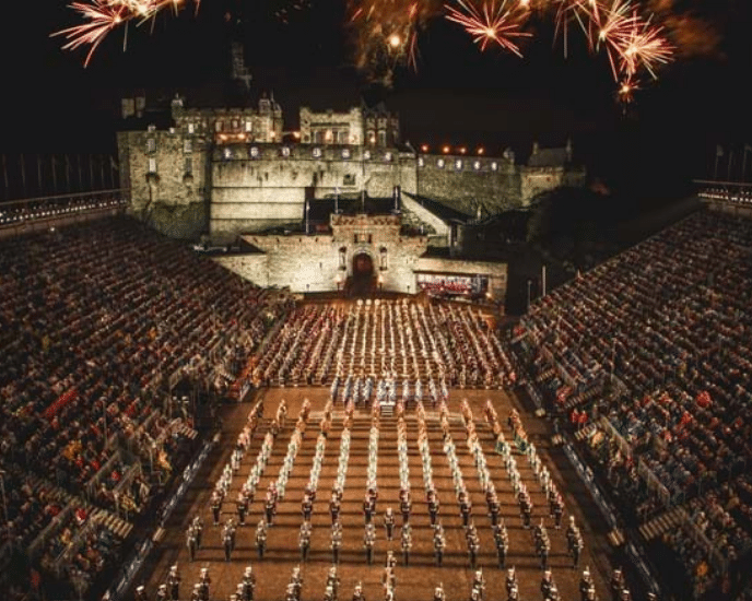 The Royal Edinburgh Military Tattoo large