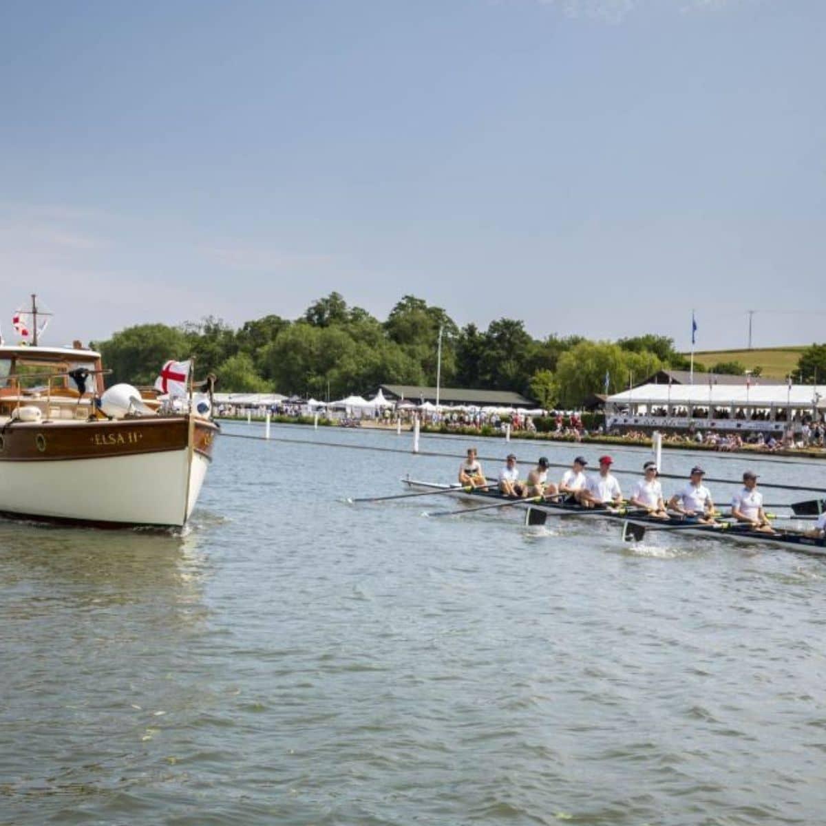 Henley Royal Regatta event