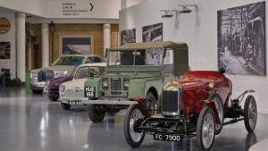 BMM - Cars in foyers