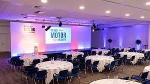 conference and exhibition suite BMM